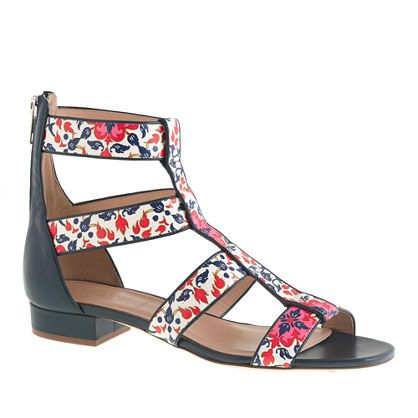 Love these colorful gladiators!!