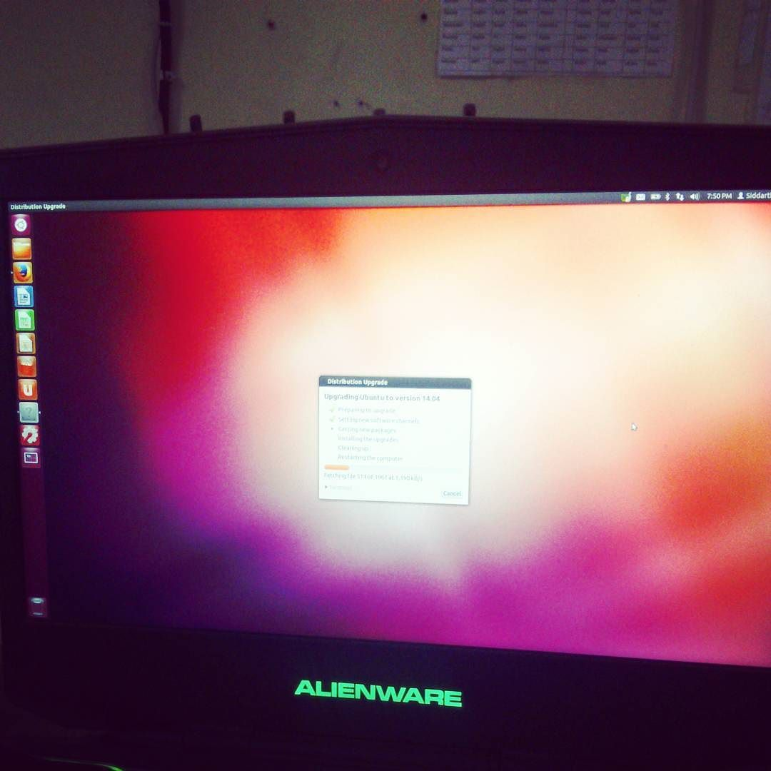 Trying out Ubuntu #linux #ubuntu by eagle_foxtrot | Linux ...