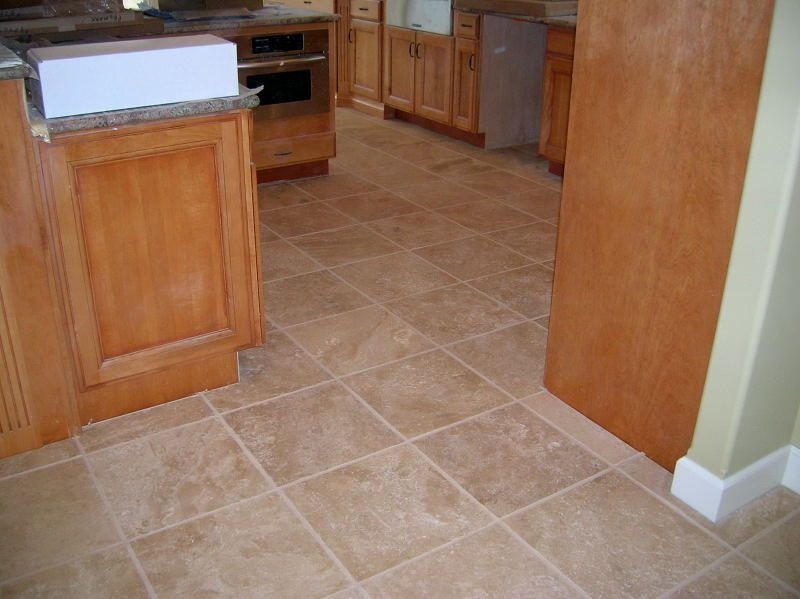 Rialto Beige Kitchen Tile Grout Flooring Options Kitchens
