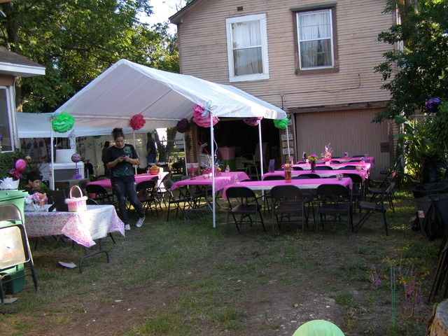Candy Buffet Quinceanera Party Ideas Backyard Party Candy
