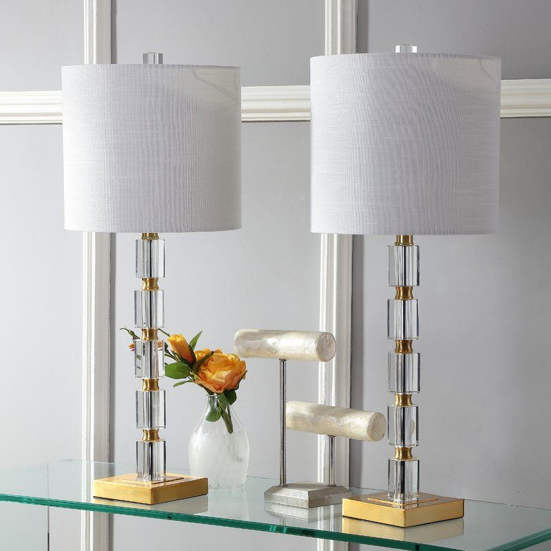 Rinehart 29 Table Lamp Set Table Lamp Sets Crystal Table Lamps Lamp Sets