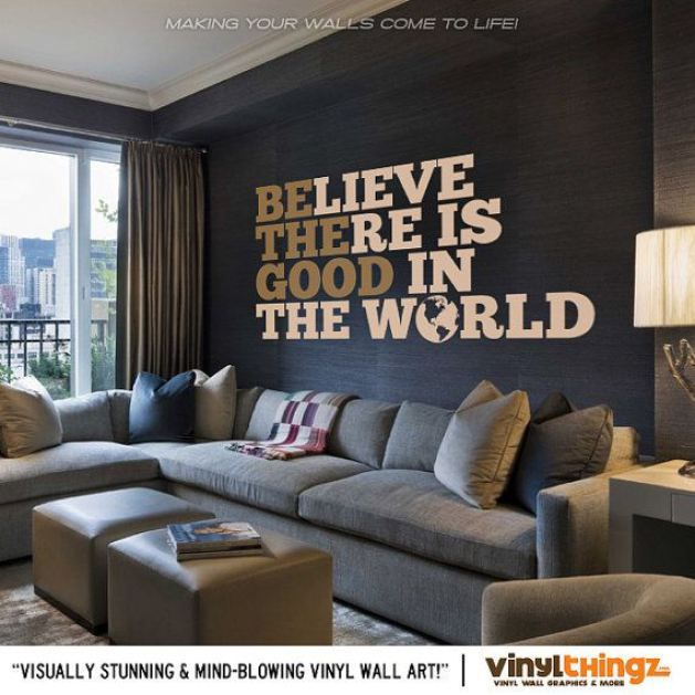 Arredare una parete vuota, 10 idee da cui prendere spunto | http://bit.ly/arredareparete