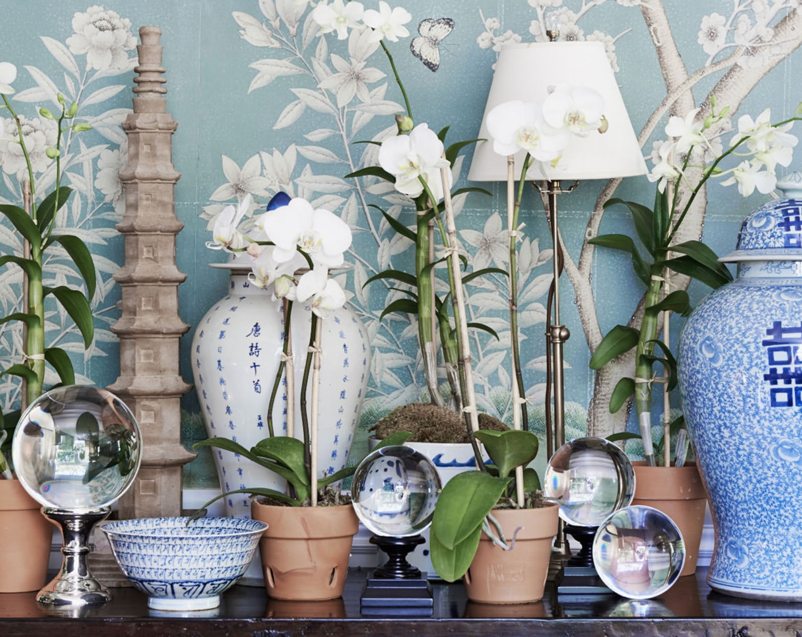 Pin by Kelly Wilkes on chinoiserie Chinoiserie wallpaper