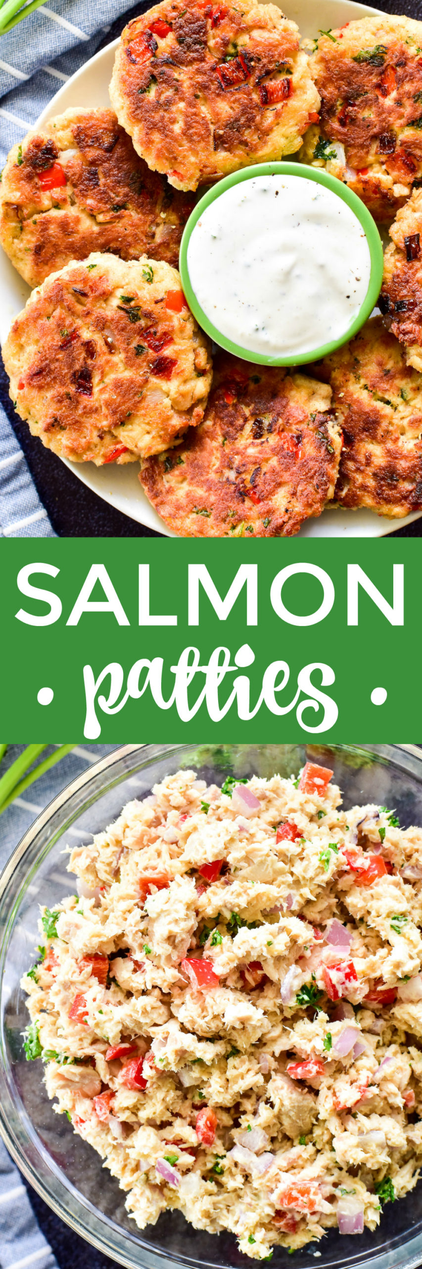 Salmon Patties – Lemon Tree Dwelling
