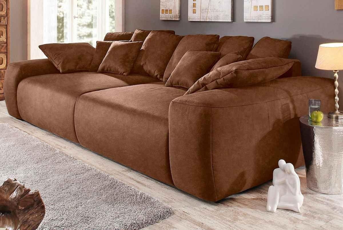 Home Affaire Big Sofa Breite 302 Cm Lounge Sofa Mit Vielen Losen Kissen Online Kaufen Otto Big Sofas Sofa Comfy Sofa
