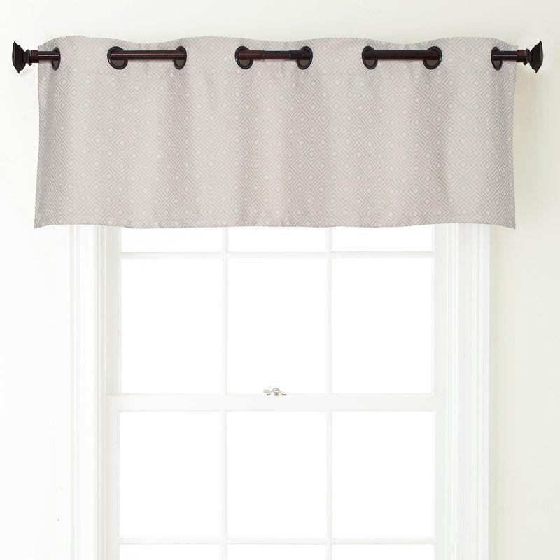 Curtain Bath Outlet Verona Embroidered Cutwork Curtain Tier
