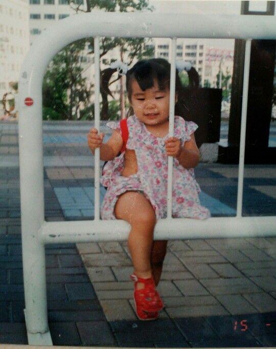 When i was child‥‥♡