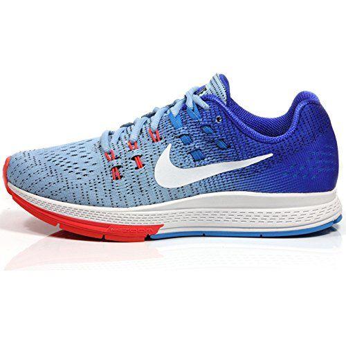 Nike Women's Air Zoom Structure 19 BlueCap/White/Rcr Blue/Bl Glw Running