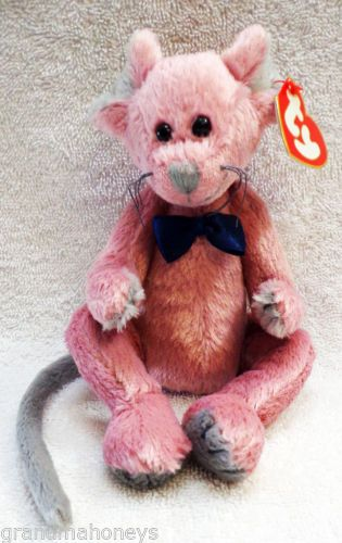 e72bb707d7f Ty Beanie Babies - CROMWELL the Mouse - Mice will Play (NEW)