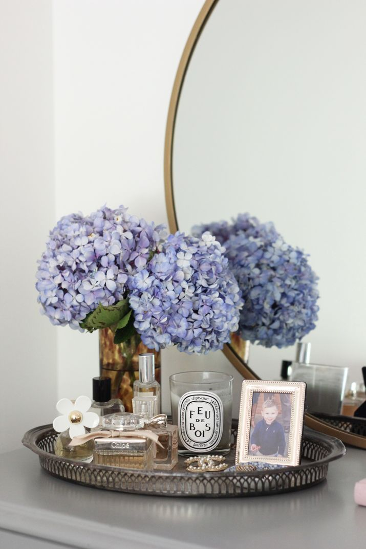 Perfume Tray Dresser Decor Vanity Decor Dresser Top Decor