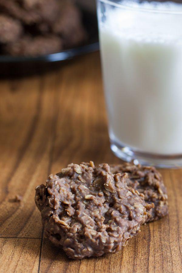 ¿Hay algo más fácil?  Gooey Nutella sin hornear cookies ... En su vientre en menos de 30 minutos!