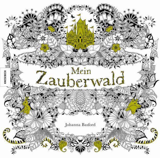 Johanna Basford/Knesebeck Verlag, Johanna Basford/Knesebeck Verlag
