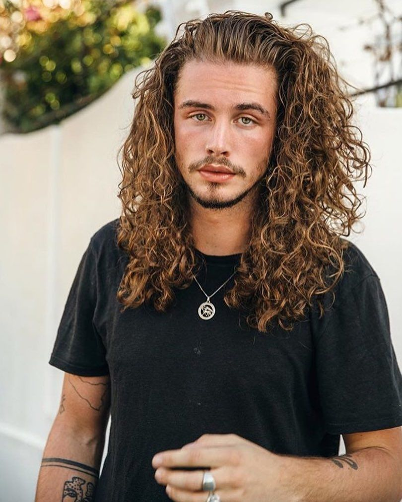 Curly Long Hair Long Hair Styles Men Long Hair Styles Mens Hairstyles Long Curly