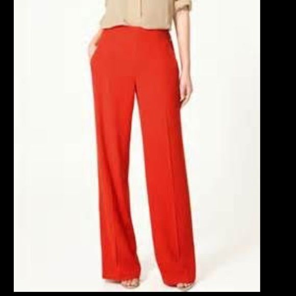 ZARA Side snap Wide leg pants | Buttons, Wide leg pants and Pants