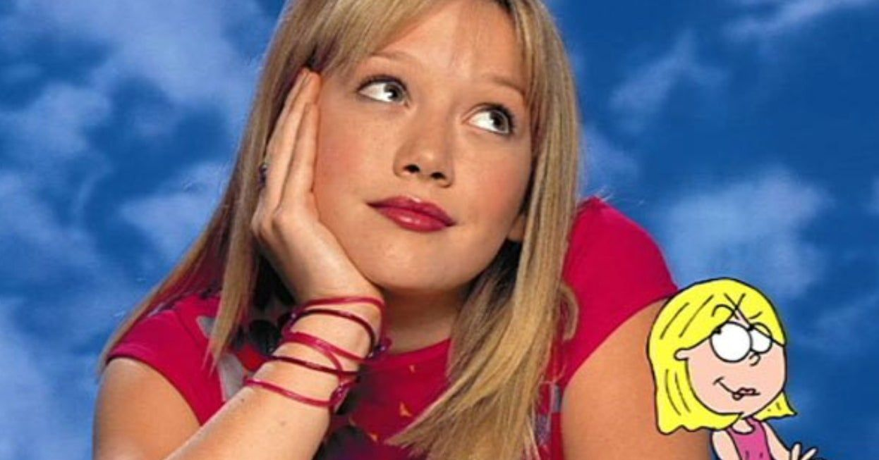 Which Lizzie McGuire Character Are You?