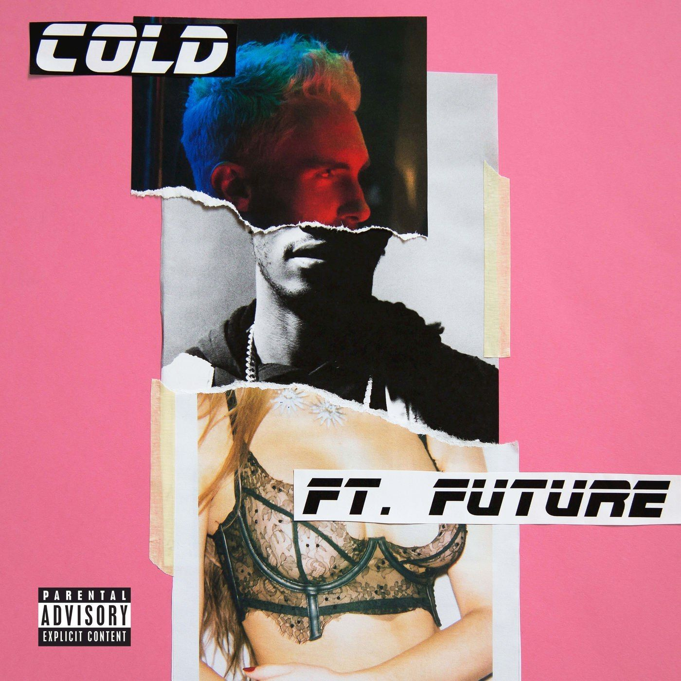 maroon 5 feat. future – cold (remixes) style: #trap / #moombahton