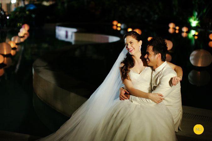 Oyo Sotto and Kristine Hermosa Wedding – Club Balai Isabel ...