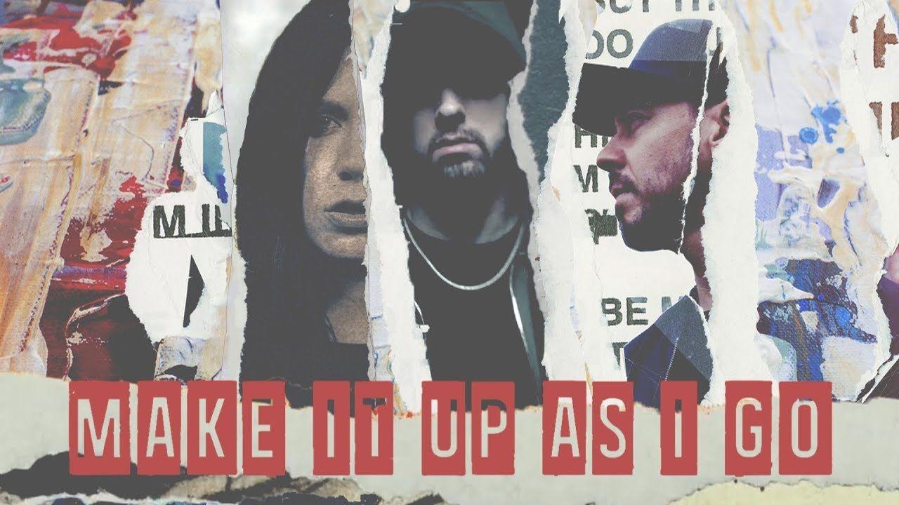 Eminem & Mike Shinoda - Make it Up As I Go ft  K Flay (Remix