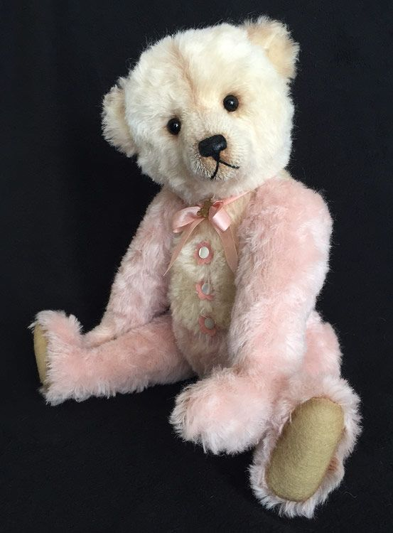 Pink Sophia by Barron Bears at The Toy Shoppe