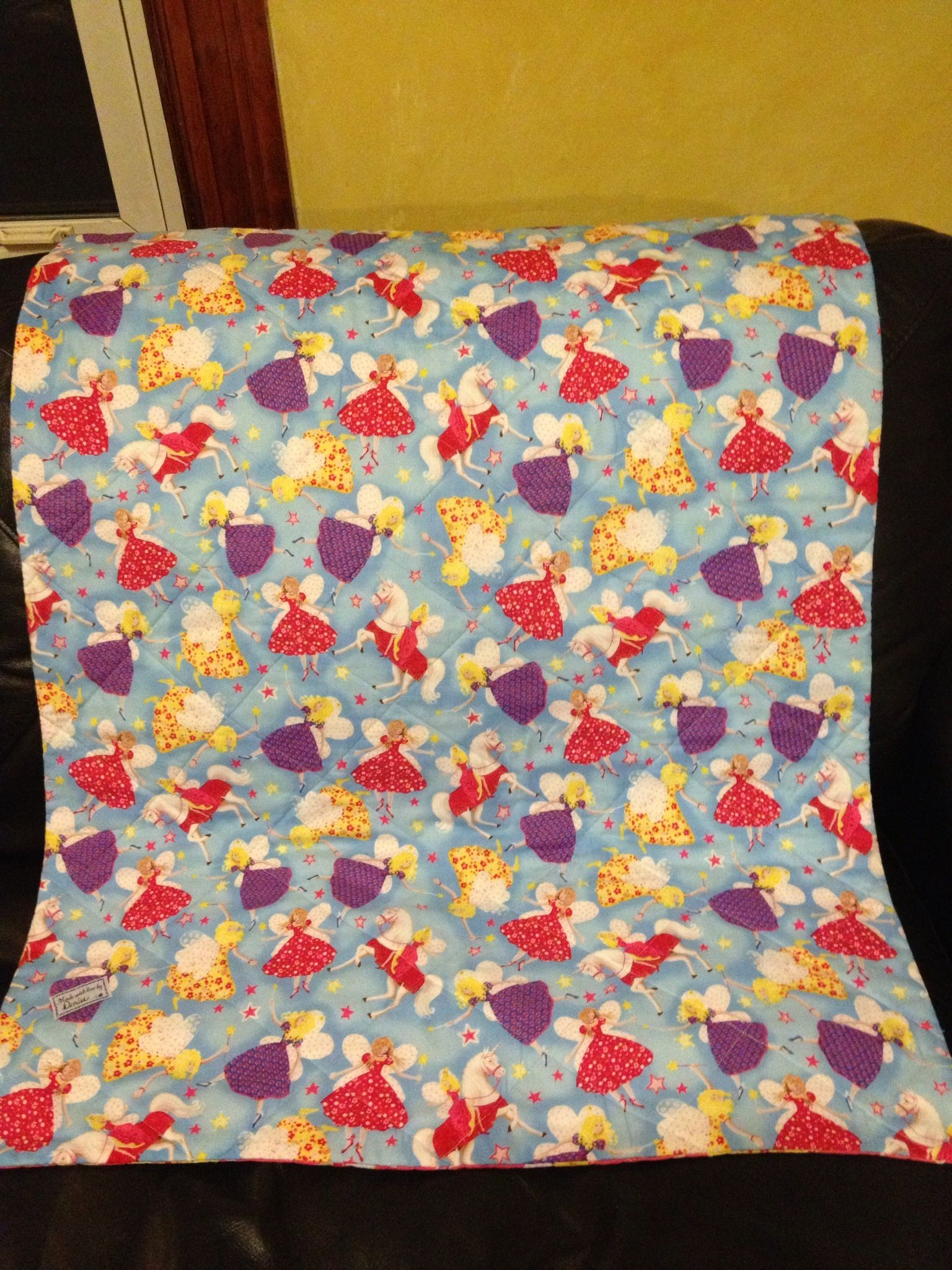 Baby blanket back side diy pinterest blanket