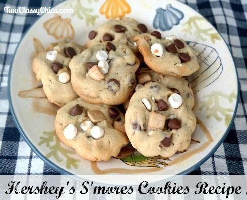 HERSHEYS Smores Pieces Cookies