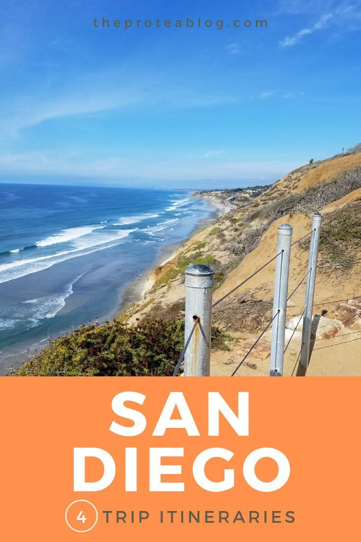 A Local's Guide To San Diego: Day Trips & Itineraries