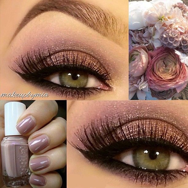 @Mia Russo created this enchanted, soft shimmer eye using our neutralEYES II palette...it was so  B-E-A-utiful we had to share!  #artistry #beautiful #NeutralEYES #makeup #love #fairytalebeauty