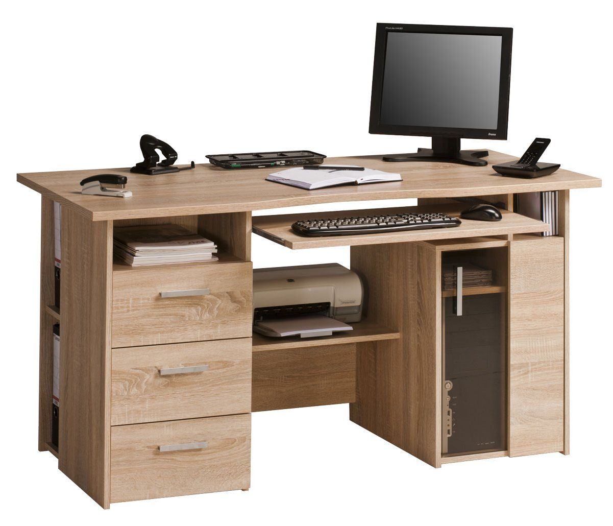 Pc Tisch Ecke 20 Diy Computer Desk Ideas For Making Your Home Office More
