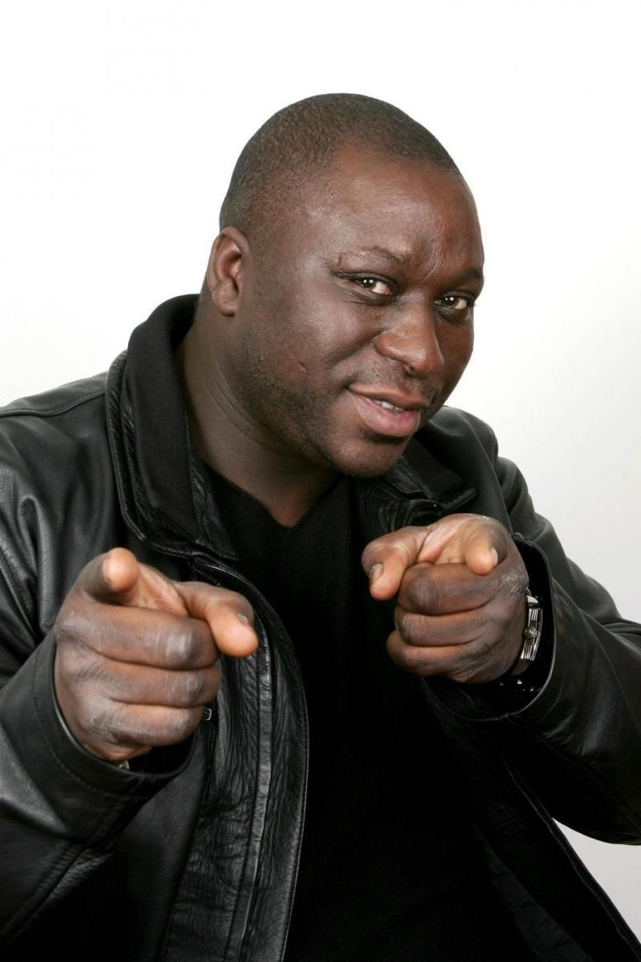 Mouss Diouf 1964 2012 French Actor Personnalites