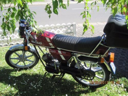 seltene hercules supra 4 in saarland heusweiler mofas und mopeds gebraucht ebay. Black Bedroom Furniture Sets. Home Design Ideas