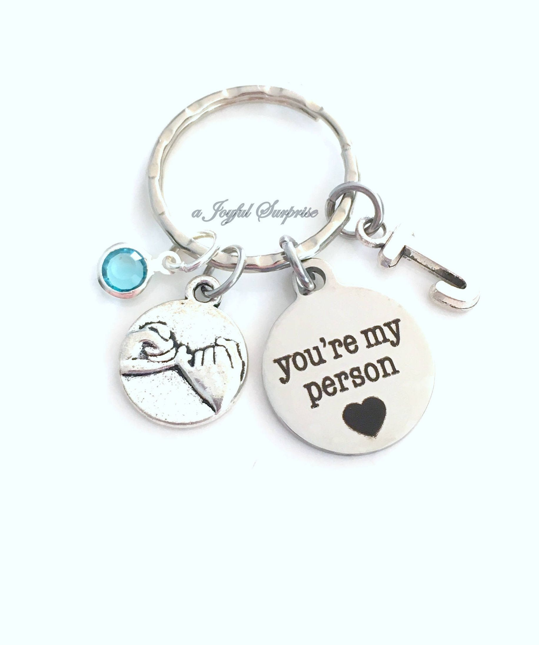 You're My Person Present References