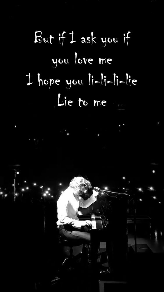 Lie To Me 1 Lockscreen Wallpapers 5sos Lyrics One Direction Lyrics Lie To Me