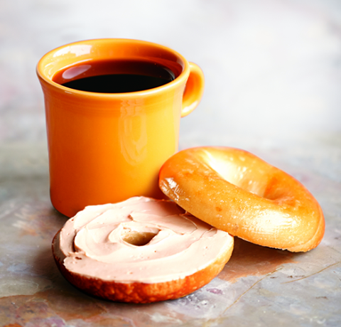 There's no better combination than a bagel and coffee!!! Don't you agree? Give yourself a boost this Monday morning with the help of Bagels & Bites Cafe!!!  Come to Bagels and Bites Cafe in Brighton, MI for all of your bagel and coffee needs! Feel free to call (810) 220-2333 or visit our website www.bagelsandbites.com for more information!