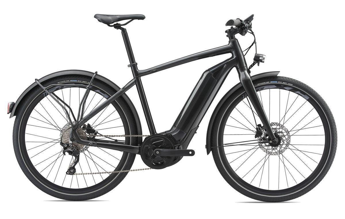 Giant S Quick E Is A Smart Bike For The Masses Bicycle Warehouse Bike Best Electric Bikes