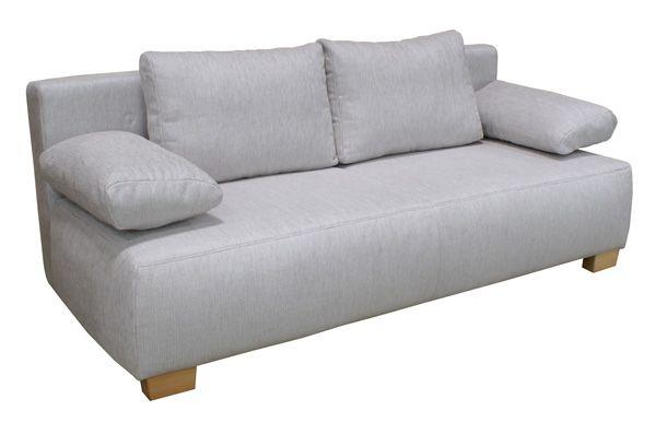 eine gro e liegefl che von 150x200cm bietet das schlafsofa matteo mit federkern und lattenrost. Black Bedroom Furniture Sets. Home Design Ideas