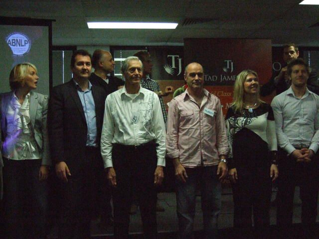 This was our 2012 NLP Master Practitioner Certification Training in Sydney, Australia.   #NLP #NLPTraining
