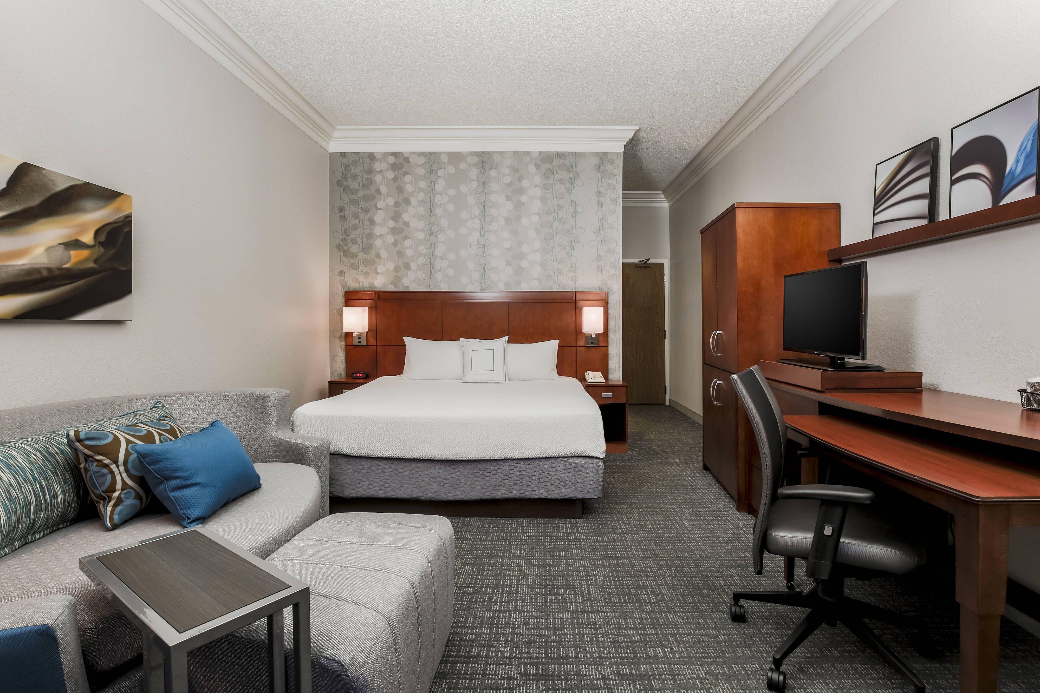 Courtyard orlando lake marynorth king guest room hotels