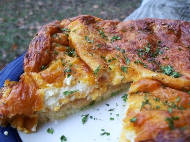 moms favorite cheese strata - Cheese Strata Recipes Brunch