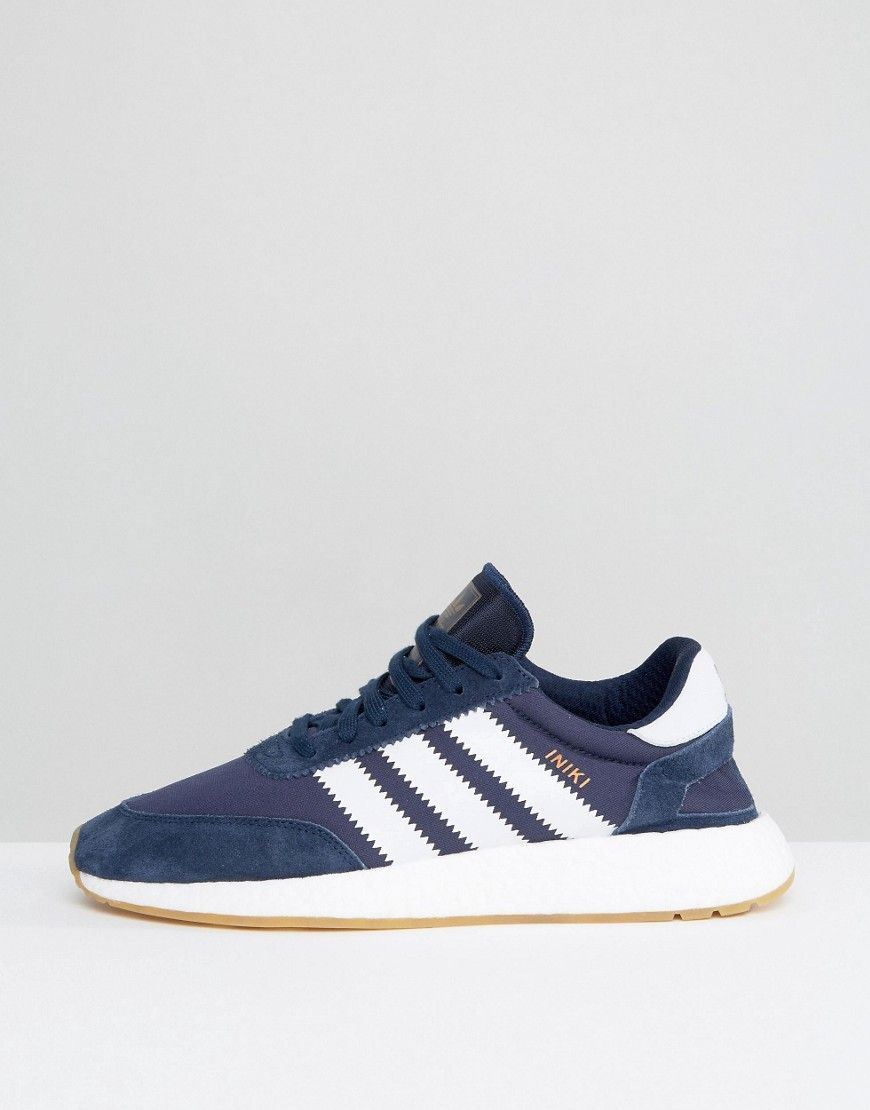 the best attitude ff051 5f0f1 adidas Originals I-5923 Runner Sneakers In Navy BB2092 - Navy