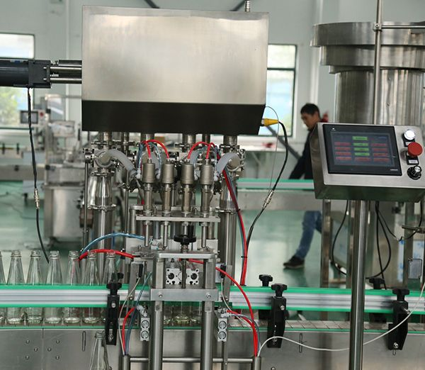 This Automatic Filling Machine Is Specially Made For All