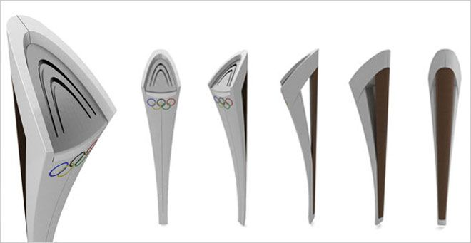 Olympic torch |