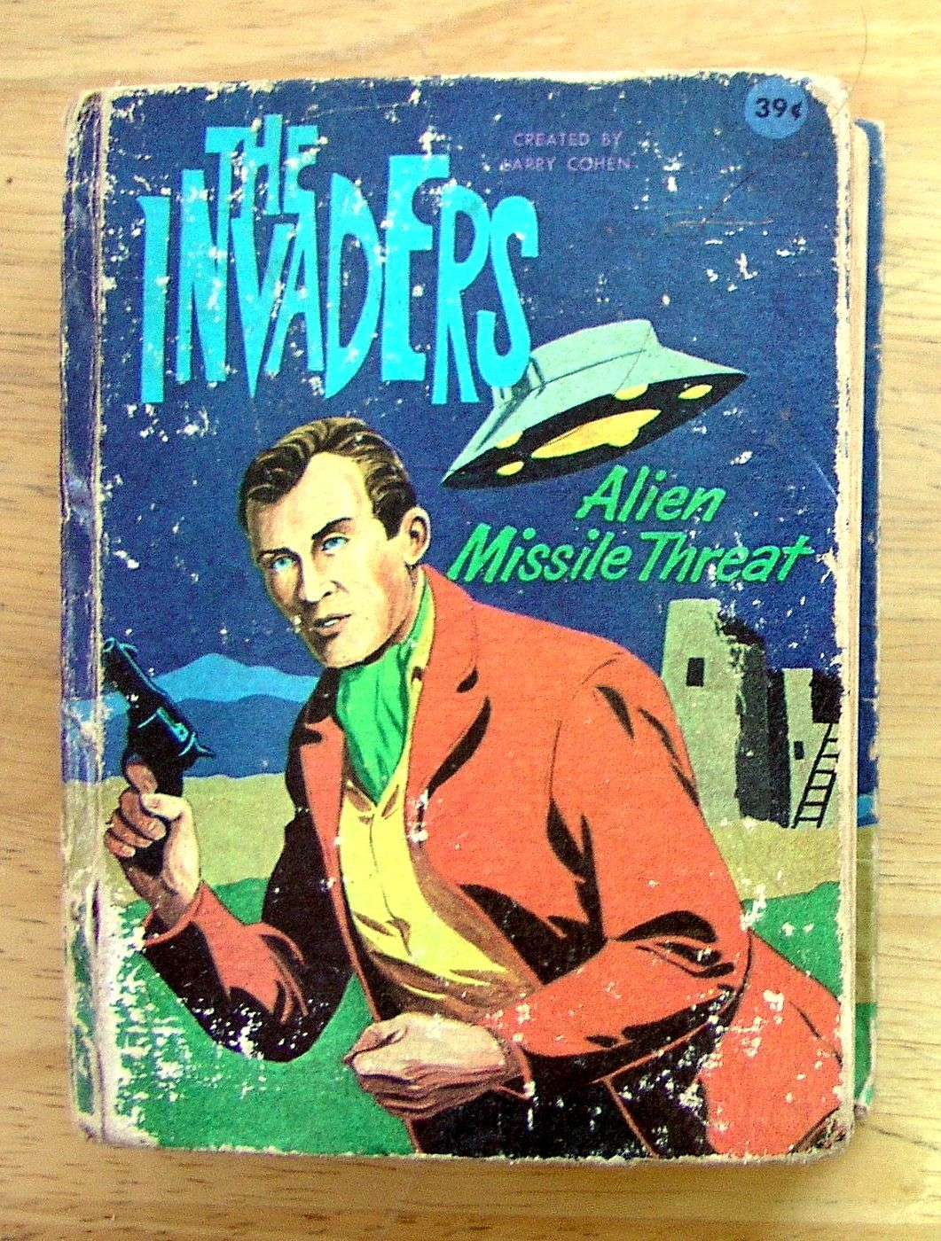 The Invaders - Alien Missile Threat