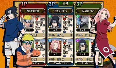 Download Naruto Ultimate Ninja Blazing Mod God Mode Apk Terbaru