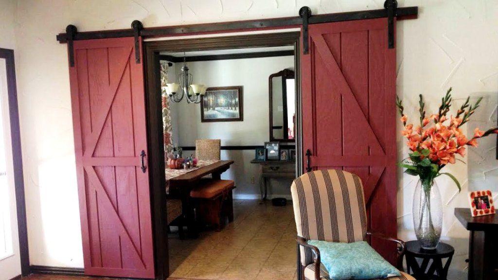 Painted Sliding Barn Doors For Sale The Most Trending Door