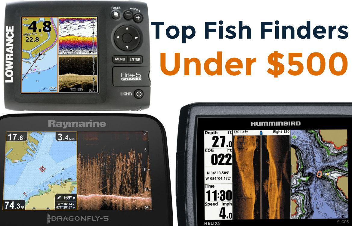 medium resolution of pontoon boating this years best fish finder under 500 has screens from 4 5 and