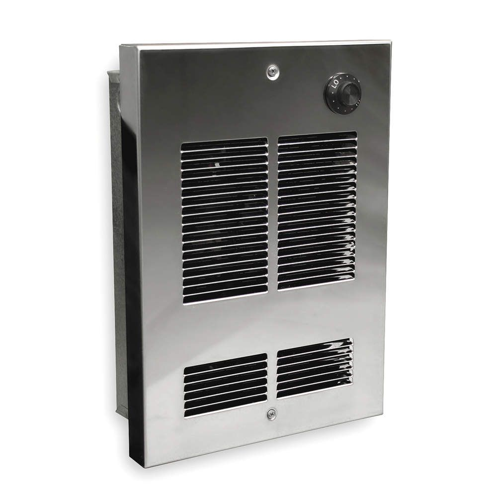 dayton electric wall heater shallow recessed or surface voltage 120 watts - Wall Mount Heater