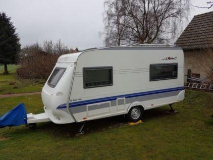 Hobby 440SF de luxe in Nordrhein-Westfalen - Hille Wohnmobile