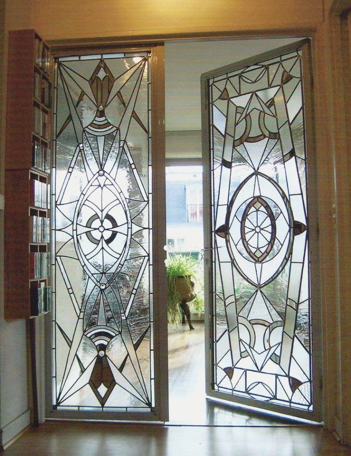 Art Deco Style Interior Doors Porta Pinterest Interior Door