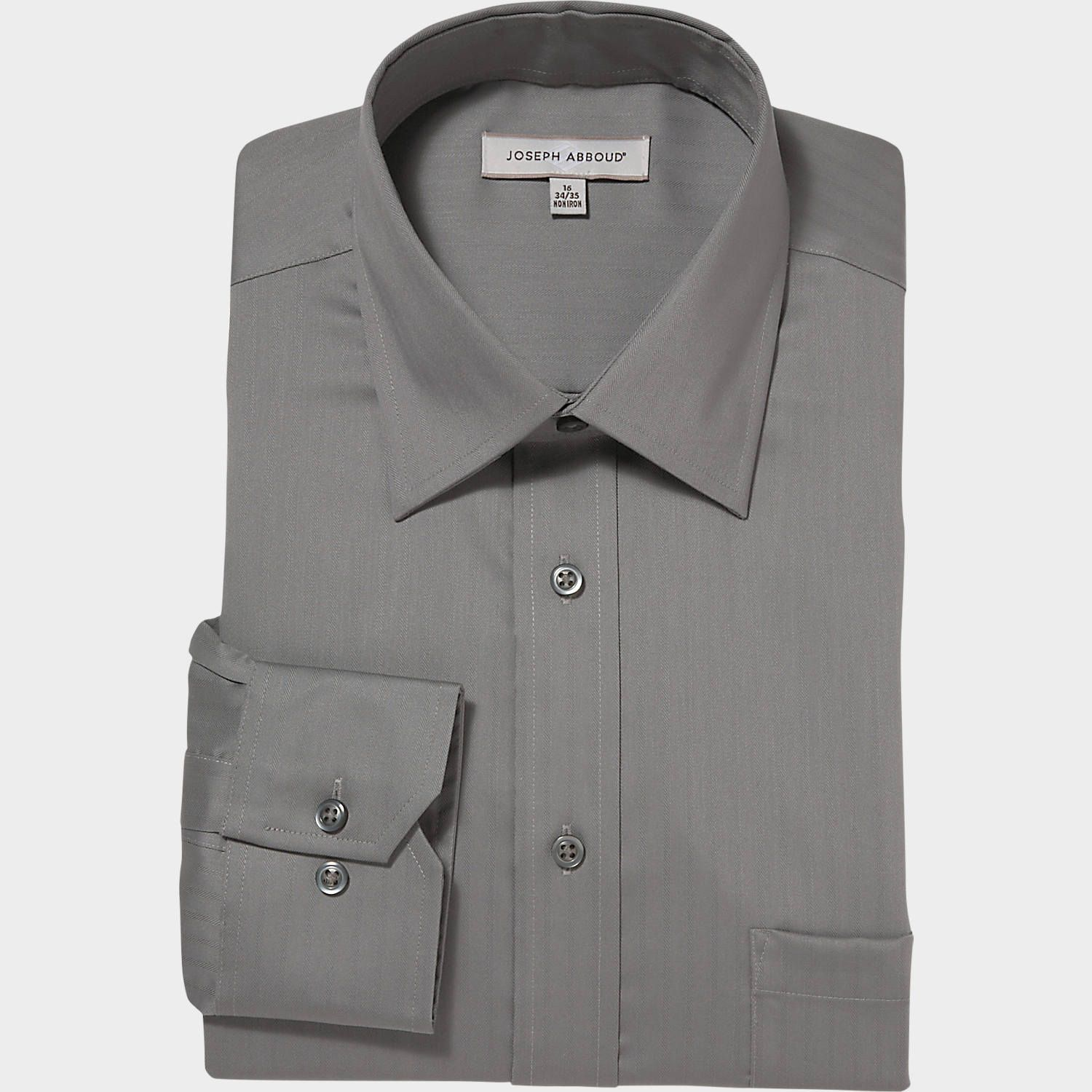 Joseph Abboud Chrome Dress Shirt Men S Wearhouse Mens Shirt