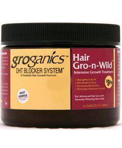 Groganics Professional Products Unlimited Groganics Dht Blocker Gro N Wild 177.4 by Groganics. $35.99